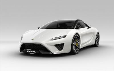 gambar mobil putih
