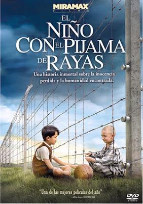 El Niño con el Pijama de Rayas – DVDRIP LATINO