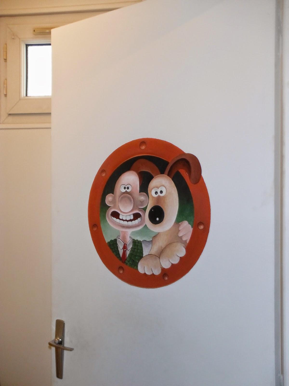 réalisation sur commande de fresque murale chambre motif à choisir tarif voir mimi vermicelle