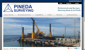 WELCOME TO THE PINEDA SURVEYING BLOG. LOOKING FOR OUR WEBSITE, INSTEAD? CLICK THE IMAGE BELOW.