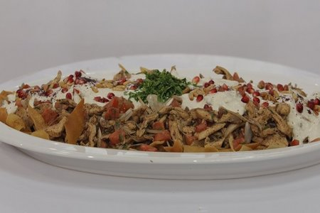 Enjoy one of the most delicious Shawarma dishes Fatet Shawarma
