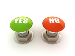 The Key for Me is to NEVER Ask a Yes or No Question
