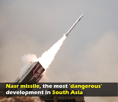 Nasr Missile