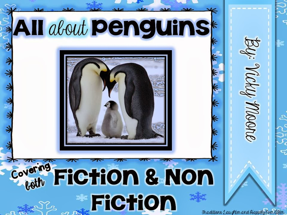 http://www.teacherspayteachers.com/Product/Penguin-Pack-Covering-Fiction-and-Non-Fiction-CCSS-1027827