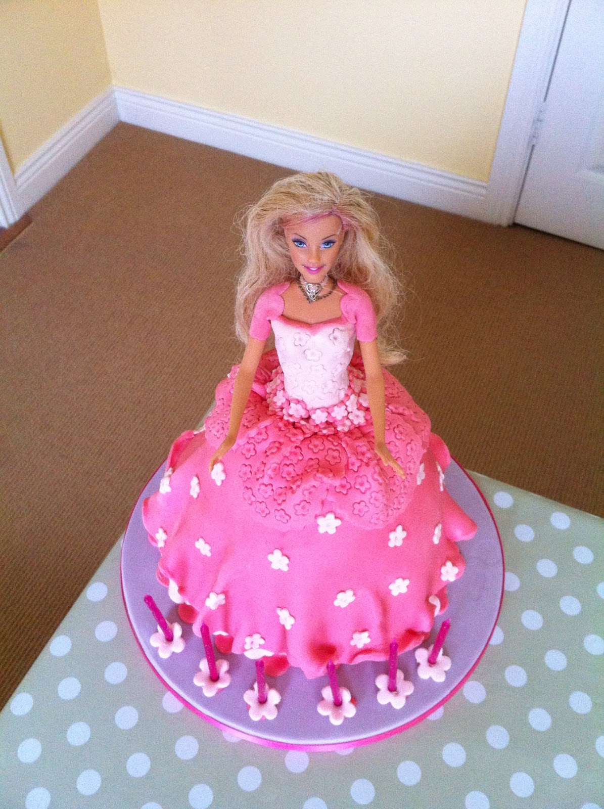 Strictly Baking: Barbie Doll Cake