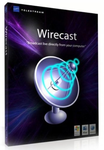 TELESTREAM WIRECAST PRO 5.0.3 Telestream+Wirecast+Pro