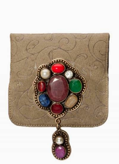 Pochette clutch | Indian Designers | Indian Designer Bag