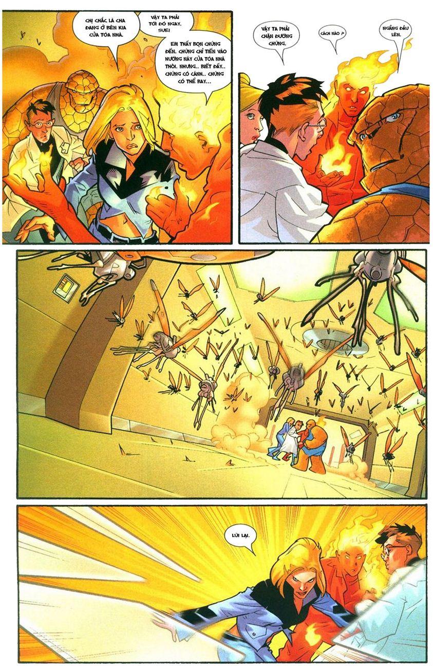 Ultimate Fantastic Four chap 9 - Trang 7