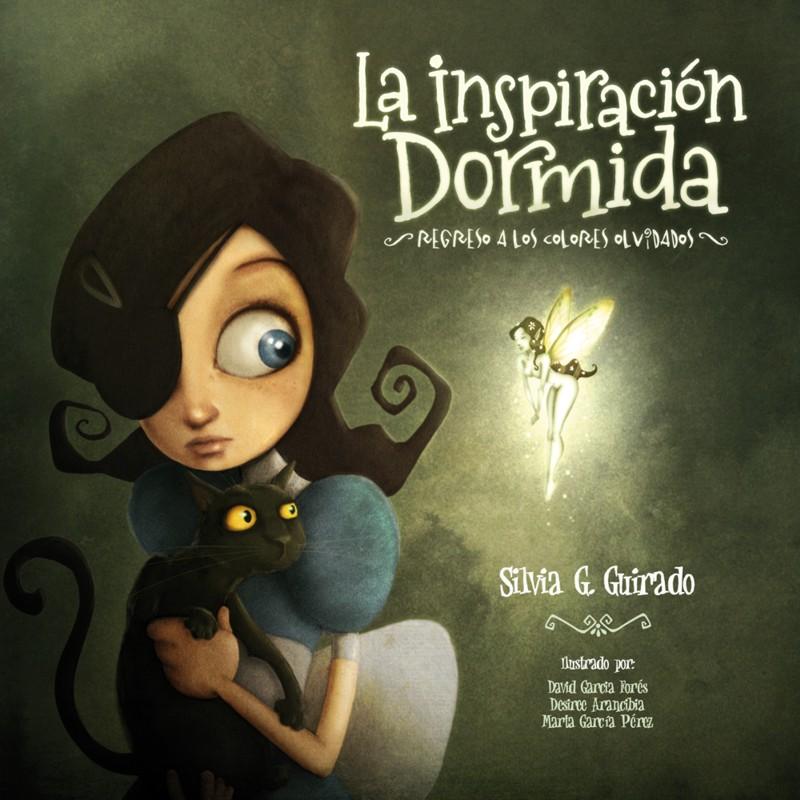 Mis lecturas y más cositas : La inspiración dormida de Silvia G. Guirado