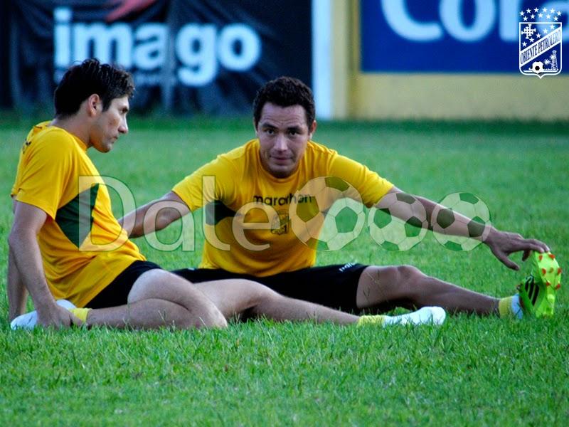 Oriente Petrolero - Ronald Raldes - Gualberto Mojica - DaleOoo.com web del Club Oriente Petrolero