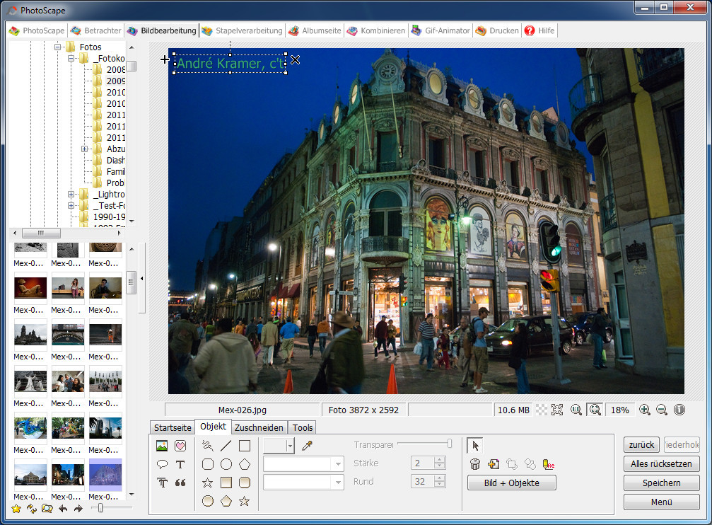 Photoscape X Pro Crack Full Version For Mac & Windows