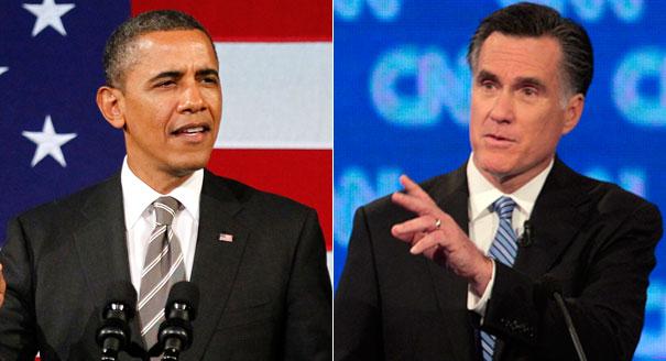 Obama vs. Romney Slapathon