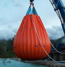 Tips Load Test Crane Menggunakan Water Bag