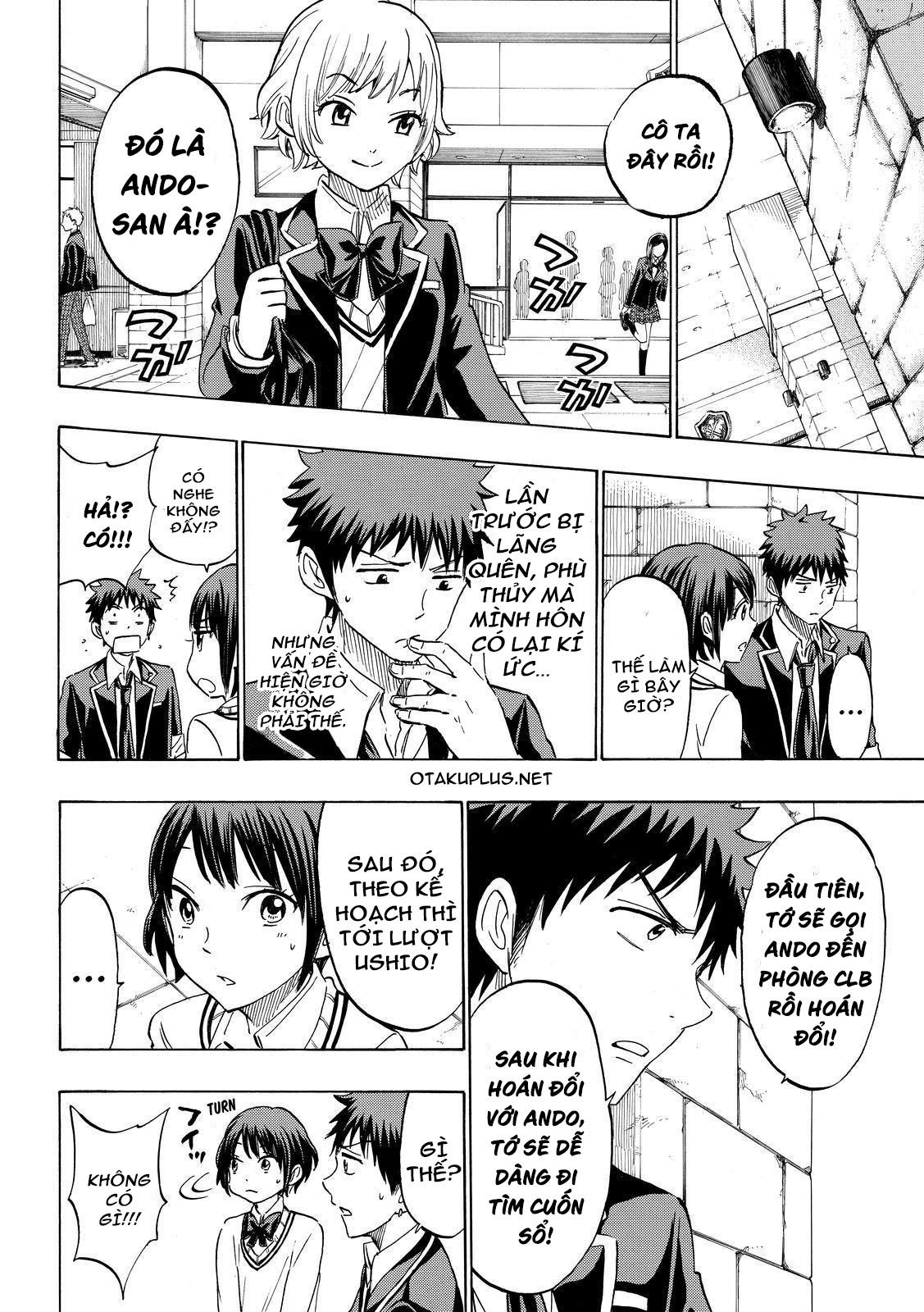 Yamada-kun to 7-nin no majo chap 177 page 12 - IZTruyenTranh.com