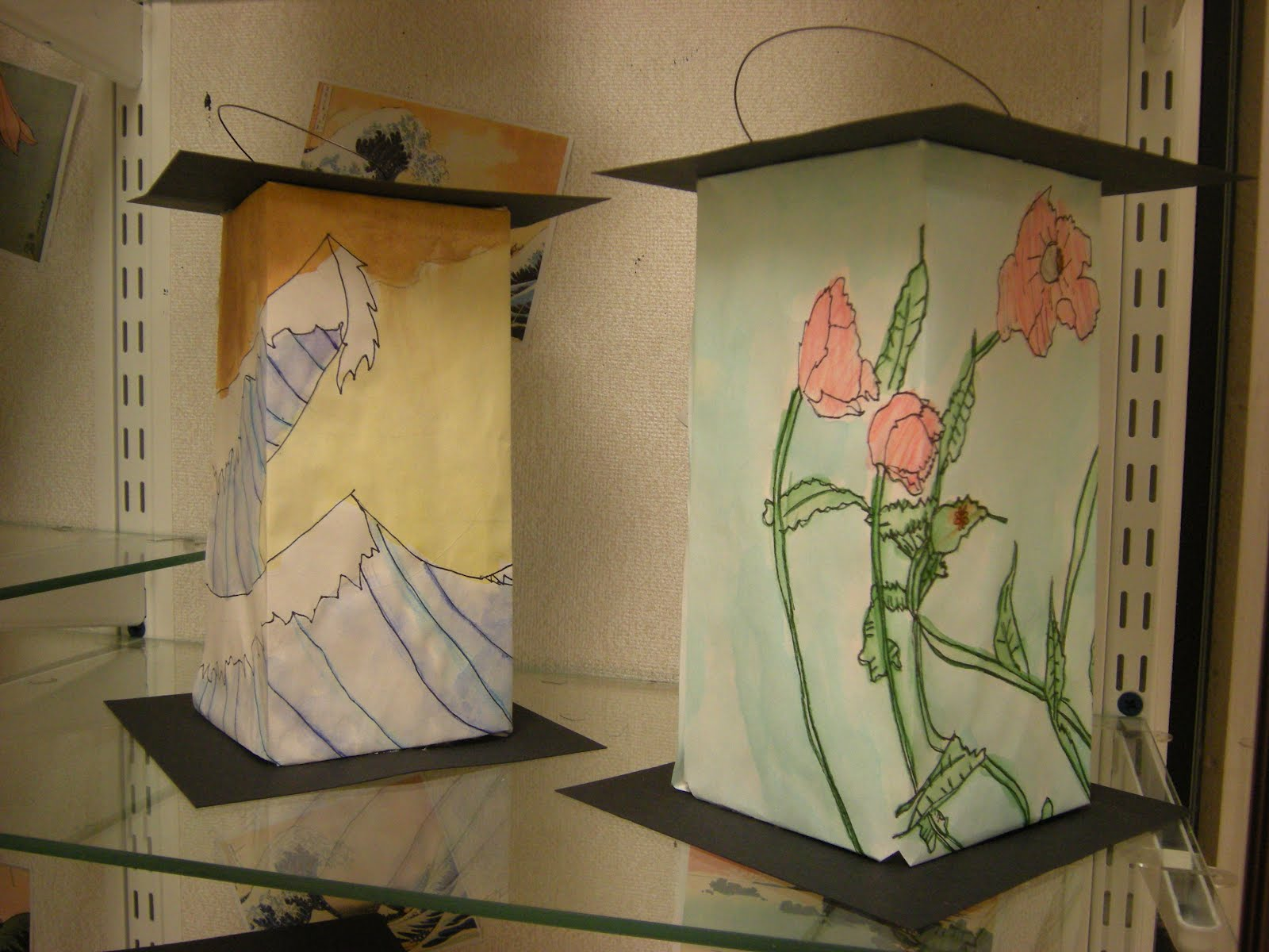 What 39 s happening in the art room 5th grade asian lanterns - Asian ideas paper lanterns ...