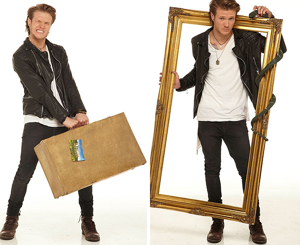 Dougie Poynter| I'm A Celebrity 2011 | Contestant| McFly ...