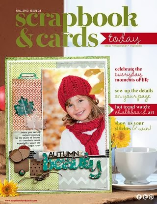 Scrapbook & Cards Magazine