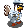 FarmVille Captain Chicken