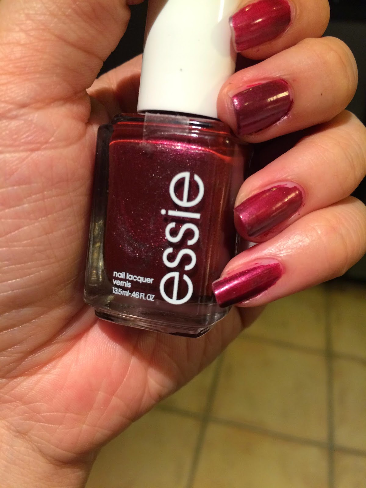 Photo of Essie Nail Polish 'sssssexy'