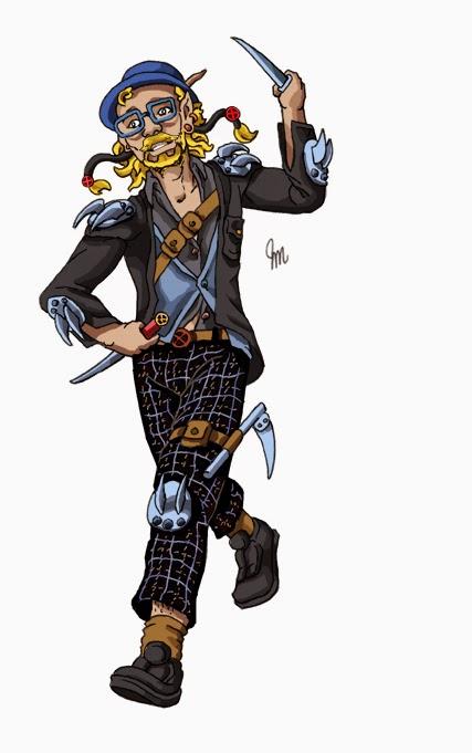 Friendly Belligerent Rob Liefeld X Men Wolverine