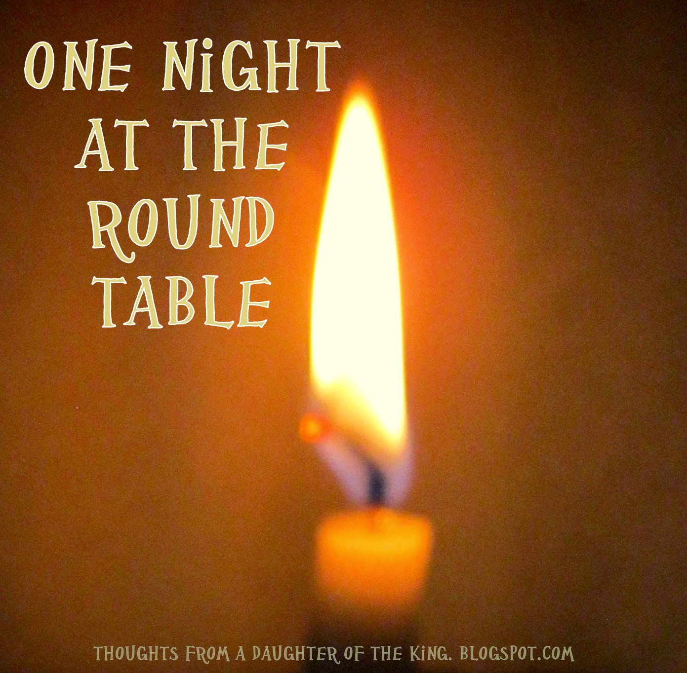 Thoughts From A Daughter Of The King One Night At The