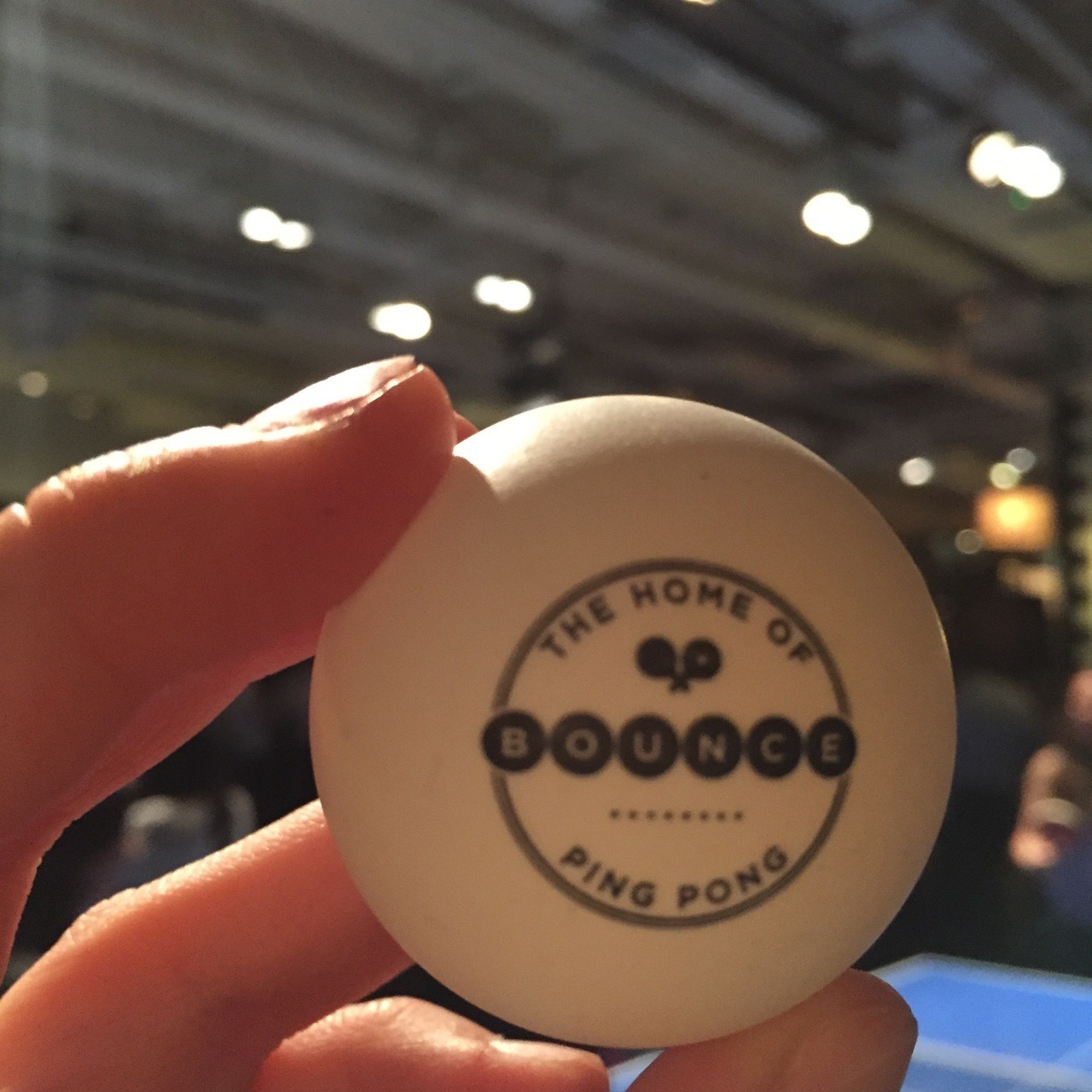 bounce ping pong review london