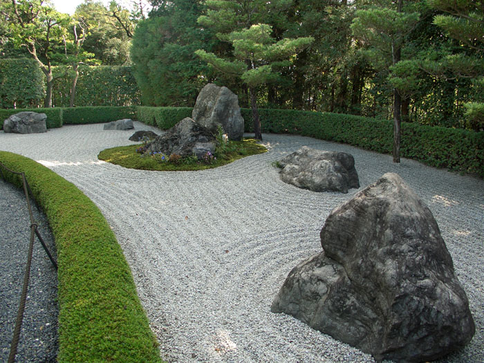 Thoughts on architecture and urbanism from the zen garden for Japanese stone garden