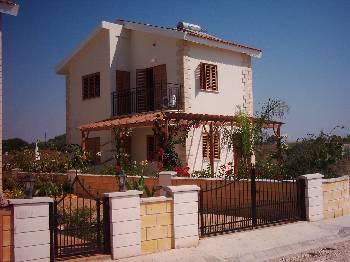 Modern Homes Designs Ayia Thekla Cyprus