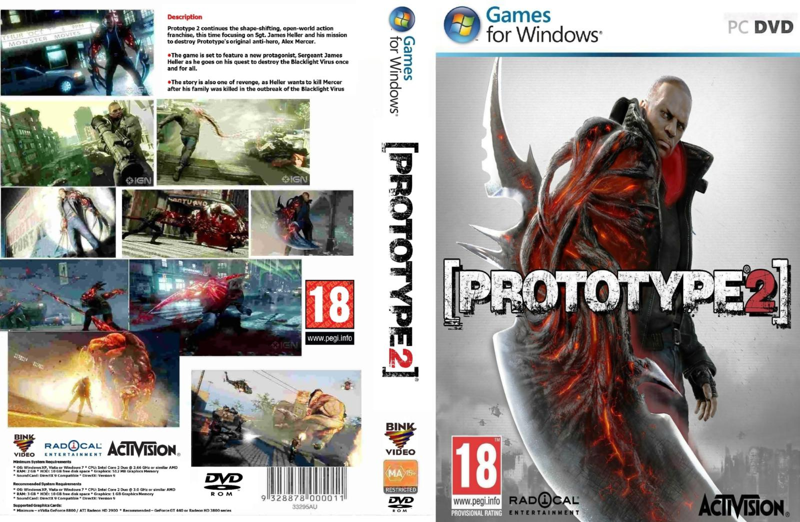 Capa Prototype 2 PC