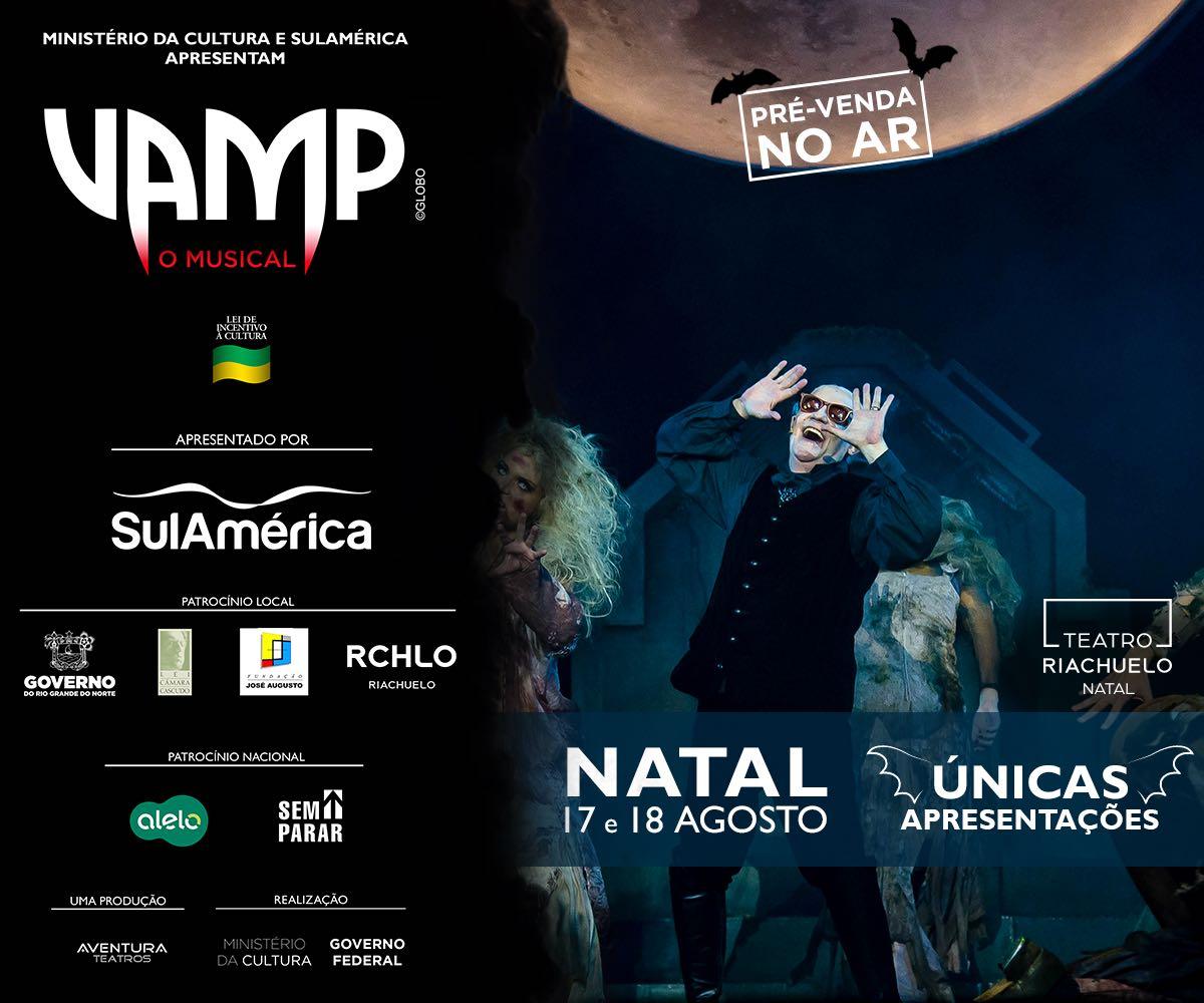 VAMP - O MUSICAL