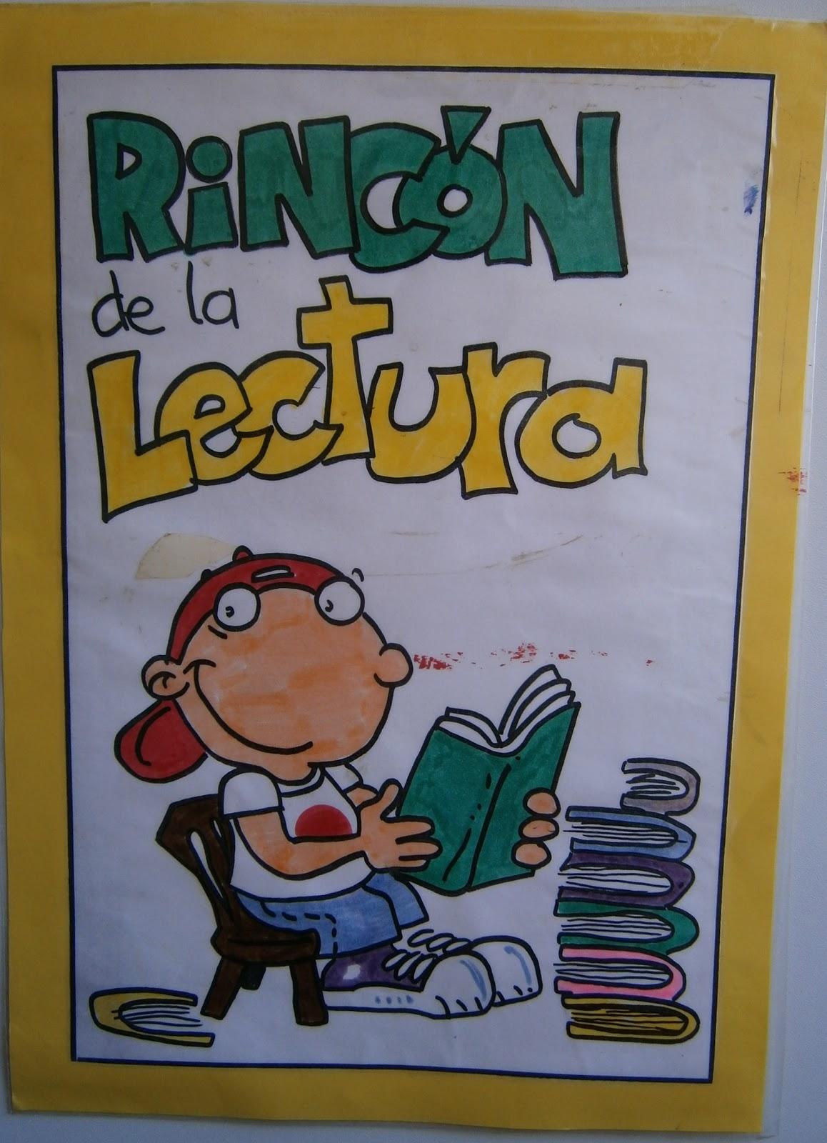 La clase de miren mis experiencias en el aula rincones for El rincon de la lectura