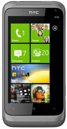 HTC Radar Omega Windows