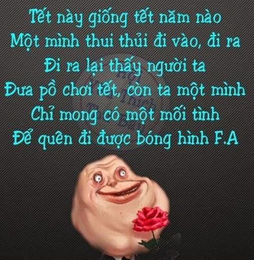 Ảnh FA - Ảnh chế FA hài bựa làm avatar ảnh bìa