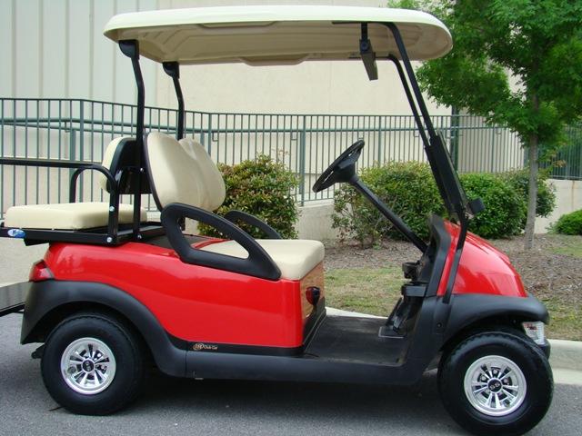 King of Carts: Used Golf Carts Tampa Florida   King of Carts