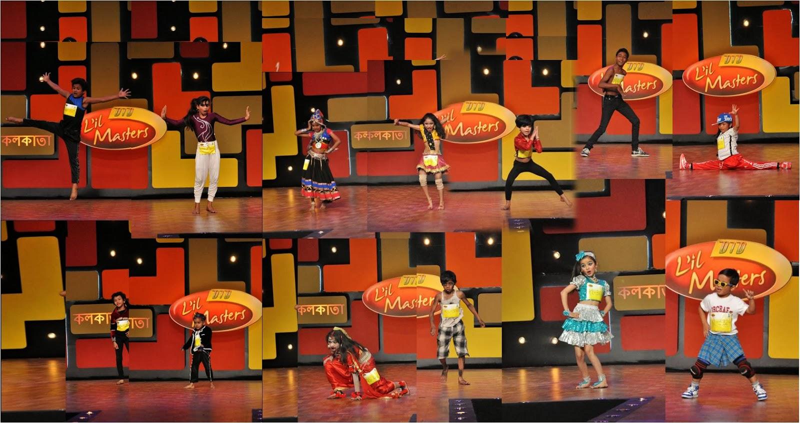Dance ke Baap and their Bachachagiri in DID Little Masters Kolkata Auditions