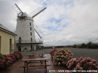 Blennerville Windmill - Maior Moinho da Europa - Highest Windmill in Europe
