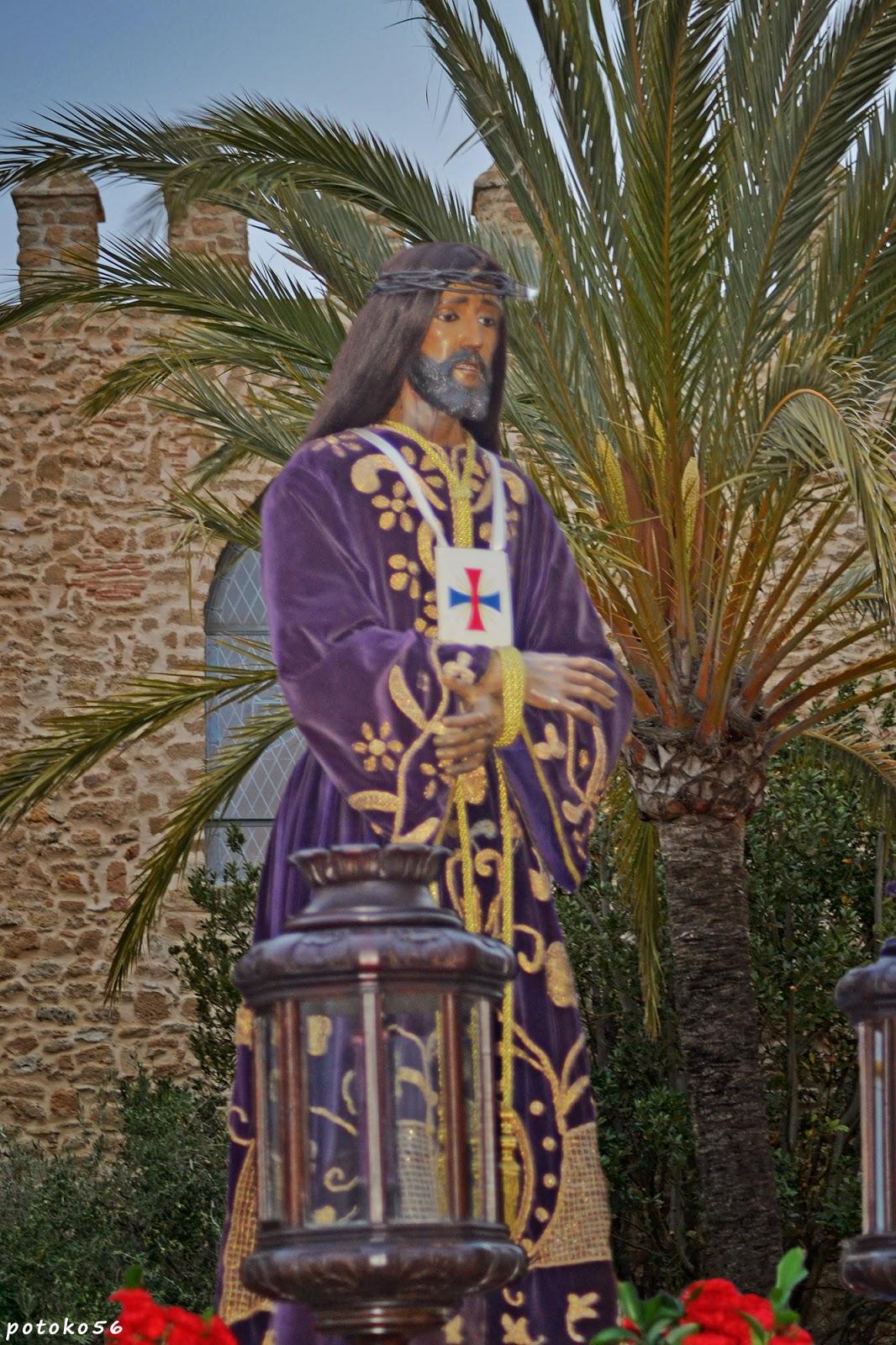 Traslado de Ntro. Padre Jesús Cautivo a la Parroquia de la O Rota