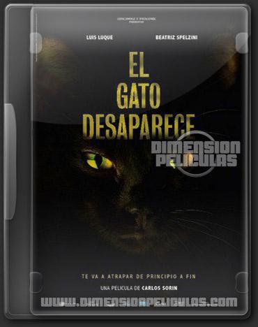 El gato desaparece (DVDRip Español Latino) (2011)(1 link)
