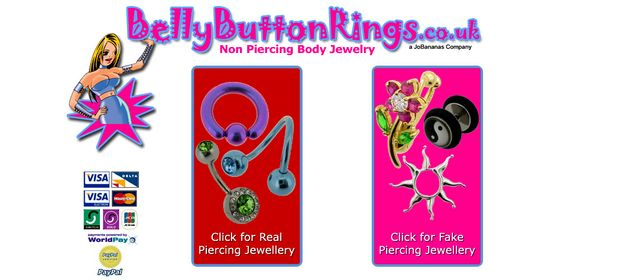 Safe Body Piercing