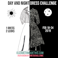 Day & Night Dress Challenge 2019