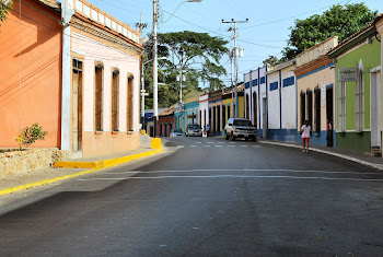 Calle Colonial en Cumaná