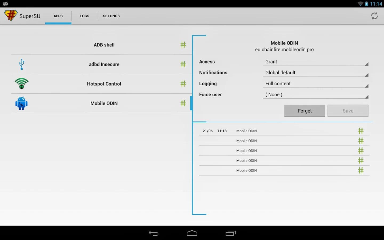 SuperSU Pro v1.99r5