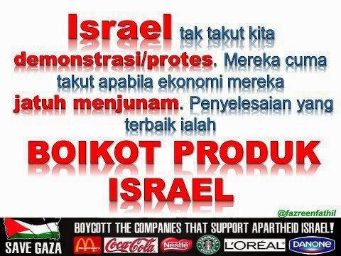 #boycottisrael