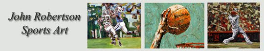 John Robertson Sports Art