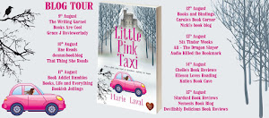 Blog Tour: Little Pink Taxi