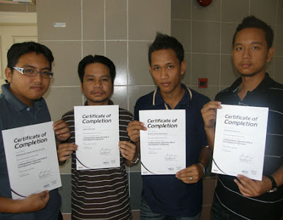 Cosmopoint college Diploma in IT, Kolej Cosmopoint