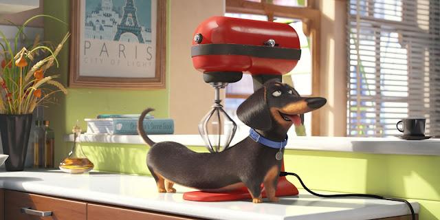 Divulgado primeiro trailer da animação Pets - A Vida Secreta dos Bichos