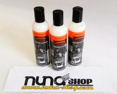 CD'S Shampoo - Shampoo Penghilang Bekas Minyak Rambut Pomade