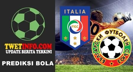 Prediksi Italy U17 vs Bulgaria U17