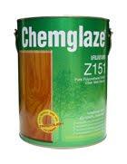 chemglazeภายในด้านZ151